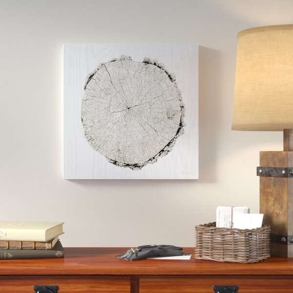 Woodland Years II Graphic Art on Wrapped Canvas by Loon Peak