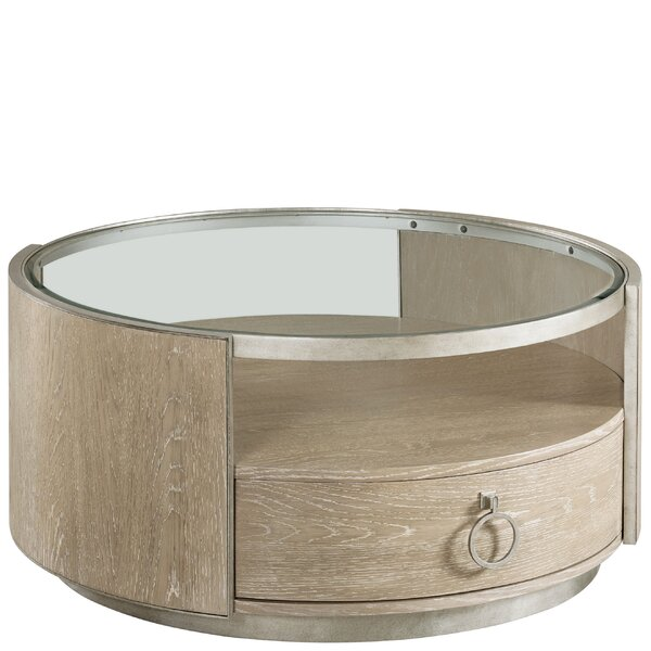 Duff Coffee Table with Storage by Brayden Studio