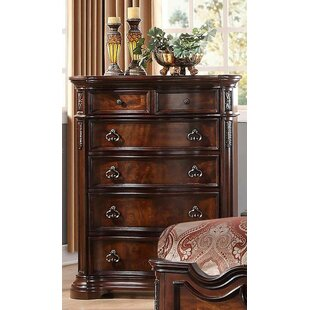 Fletcher 5 Drawer Chest By Astoria Grand