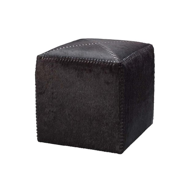 Vong Leather Ottoman By Foundry Select