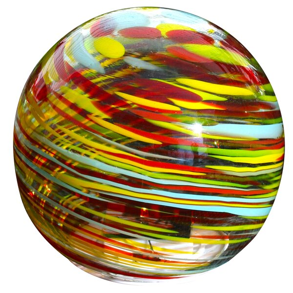 Neal Solar Spirit Gazing Globe by World Menagerie