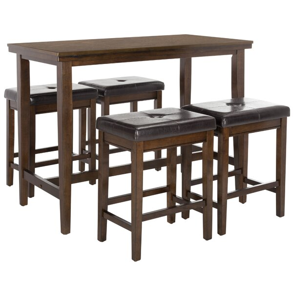 Vandermark 5 Piece Pub Table Set By Red Barrel Studio Today Only Sale