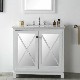 Hazle 36 Single Vanity Set ByGracie Oaks