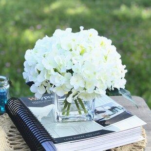 Floral Arrangements Silk Faux Flowers You Ll Love In 2021 Wayfair