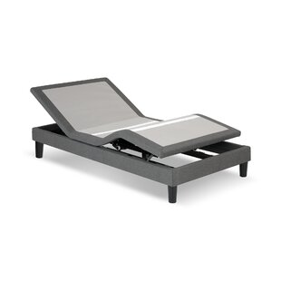 S-Cape Upholstered Adjustable Bed Base  by Fashion Bed Group