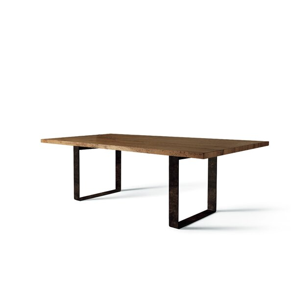 Brandon Solid Wood Dining Table by YumanMod YumanMod