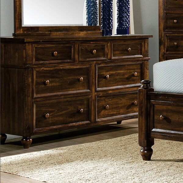 Desaree 7 Drawer Dresser by Darby Home Co