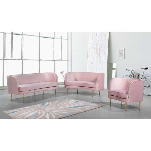 Serena Configurable Living Room Set by Mercer41 Mercer41