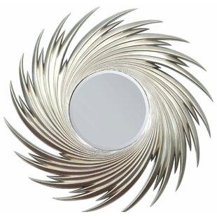 Orren Ellis Messerschmidt Sharp Frame Accent Mirror