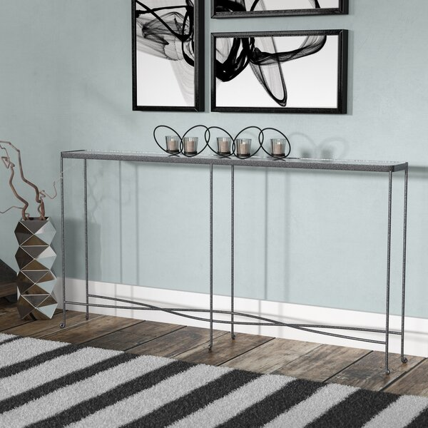 Elizabella Console Table By Orren Ellis