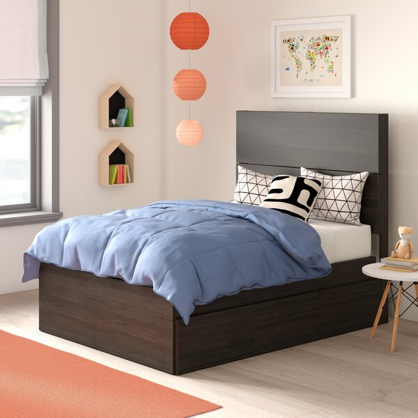 Thibaut Storage Platform Bed by Mack & Milo