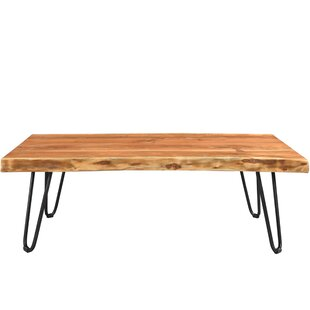 modern contemporary live edge coffee table allmodern rh allmodern com live edge coffee table diy live edge coffee table base