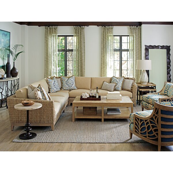 Los Altos 4 Piece Coffee Table Set by Tommy Bahama Home Tommy Bahama Home