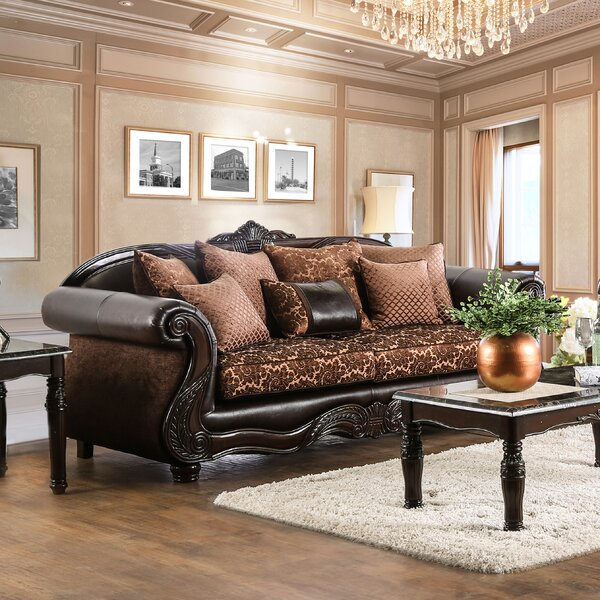 Exellent Quality Dolton Traditional Sofa by Astoria Grand by Astoria Grand