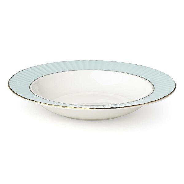 Pleated Rim Pasta Soup Bowl by Lenox