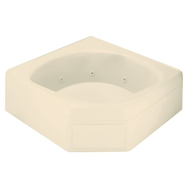Ensemble 65 x 60 Soaking Bathtub by Sterling by Kohler