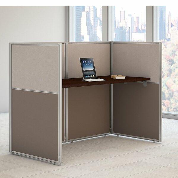 Easy Office 2 Piece Desk Office Suite