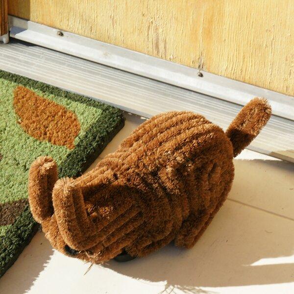 Bunny Scraper Doormat by Rubber-Cal, Inc.