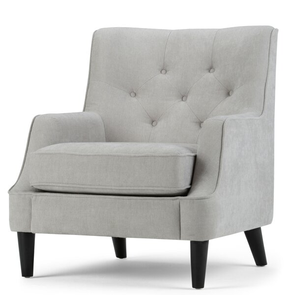 Amatia Armchair by Alcott Hill