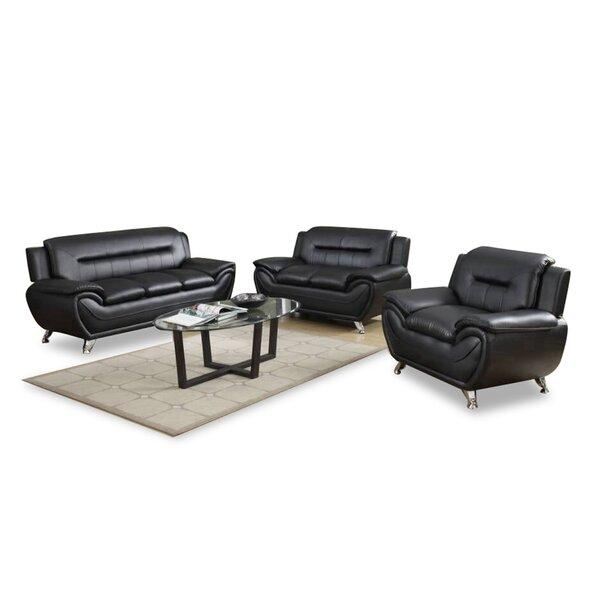 Stead Modern Sofa by Orren Ellis