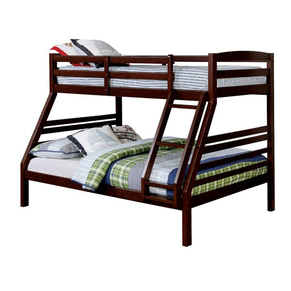 Sulligent Twin on Full Bunk Bed by Harriet Bee