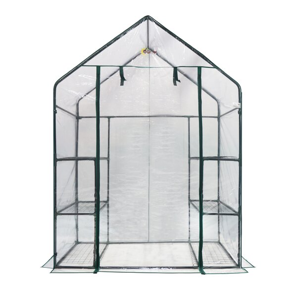 4.5 Ft. W x 2.5 Ft. D Greenhouse by OGrow