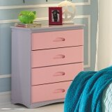 Izquierdo 4 Drawer Chest by Zoomie Kids