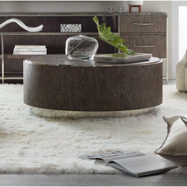 Storia Coffee Table by Hooker Furniture