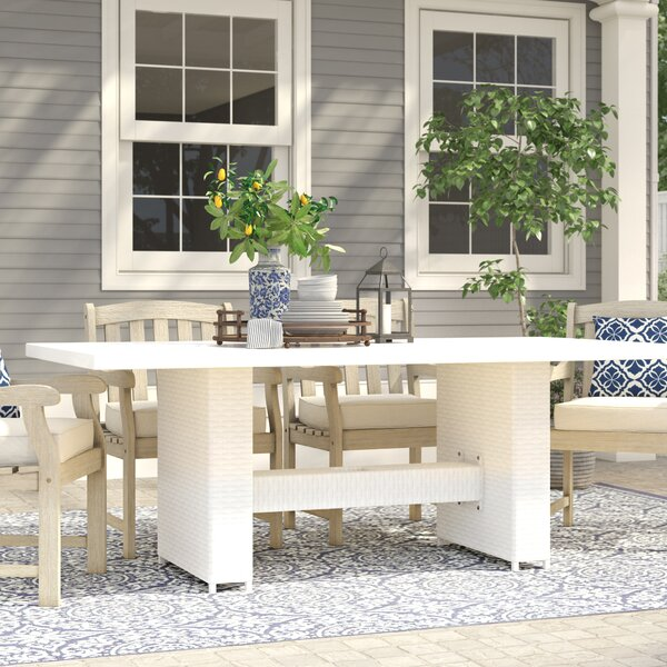 Menifee Dining Table By Sol 72 Outdoor by Sol 72 Outdoor Sale