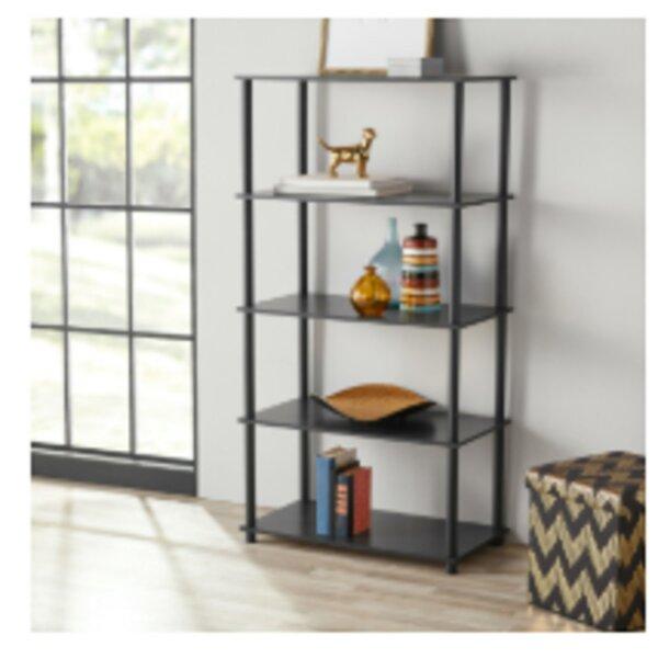 Alyissa Etagere Bookcase By Latitude Run