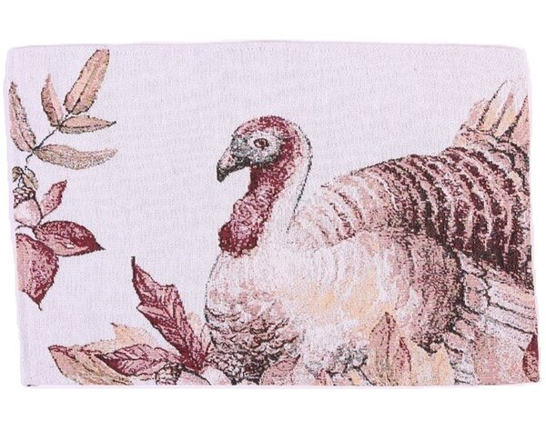 Thanksgiving Placemat (Set of 4) by Violet Linen
