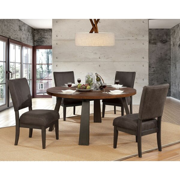Lorri 5 Piece Dining Set by Gracie Oaks