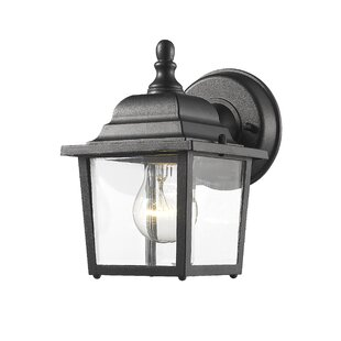Buy luxury Digennaro Outdoor Wall Lantern By Charlton Home