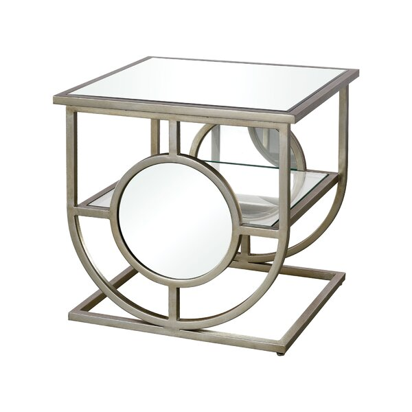 Shelbyville End Table by Brayden Studio