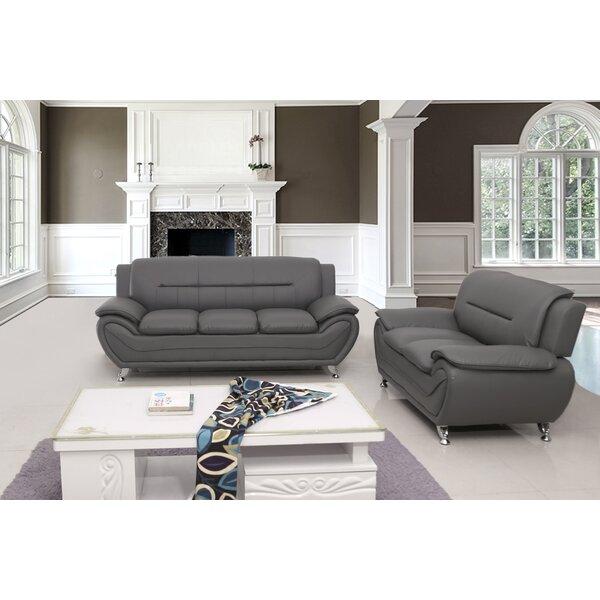Segura 2 Piece Living Room Set by Orren Ellis