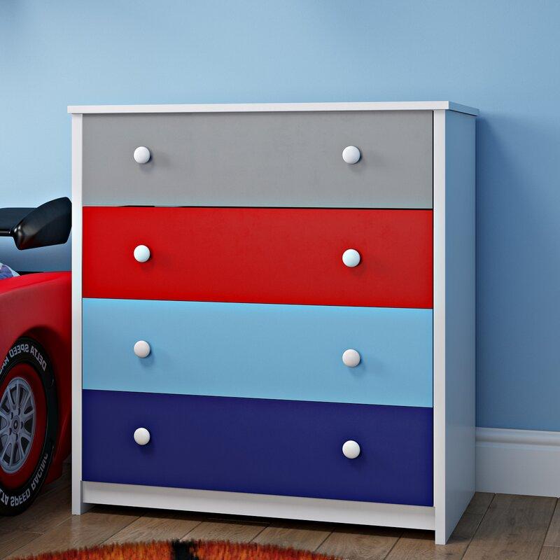 nola 4 drawer chest