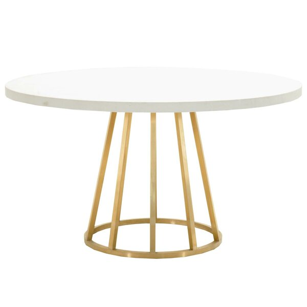 Fitzmaurice Dining Table by Everly Quinn