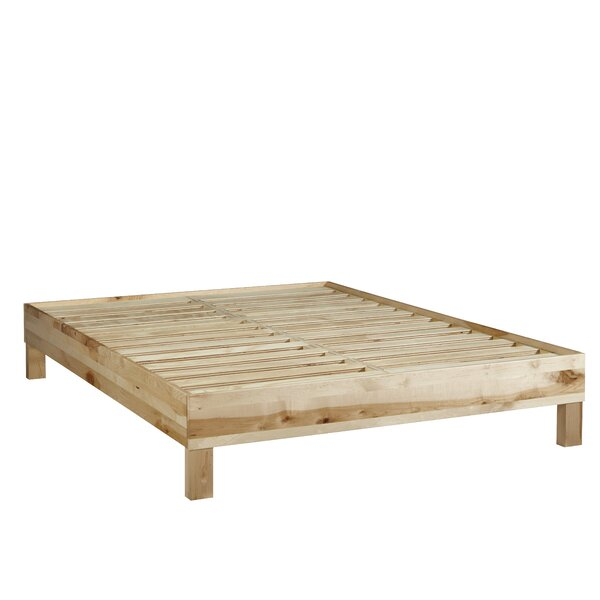 Hallberg Platform Bed by Union Rustic
