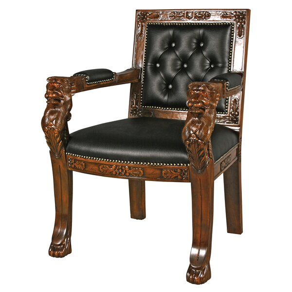 Beardsley Armchair by Design Toscano