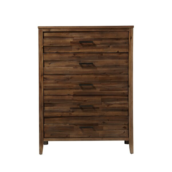 Northwich 5 Drawer Chest by Three Posts