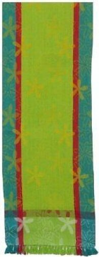 Finney Flower Power Table Runner (Set of 2) by Red Barrel Studio