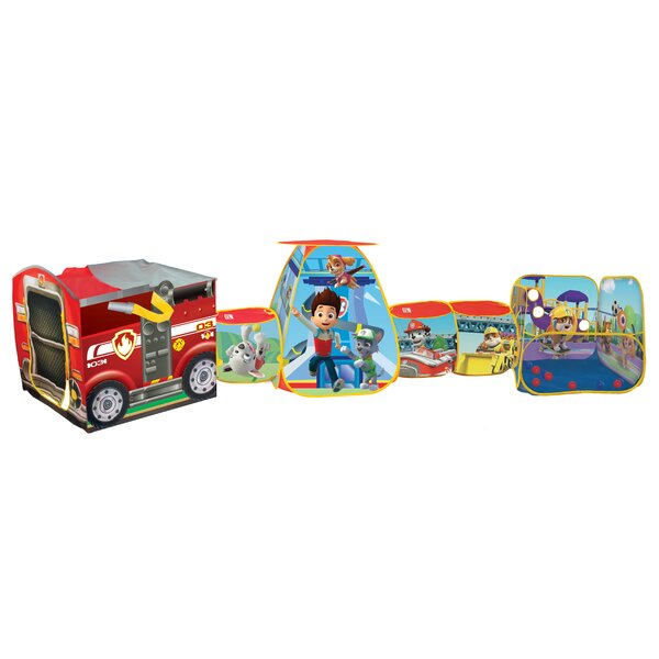 Paw Patrol PAWsome Pop-Up Play Tunnel by Playhut