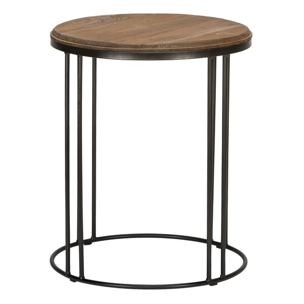 Winon End Table by 17 Stories