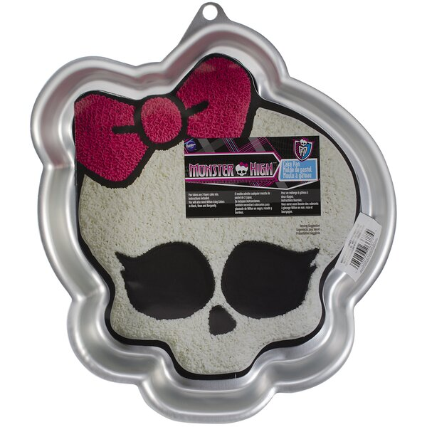 Monster High Novelty Cake Pan by Wilton