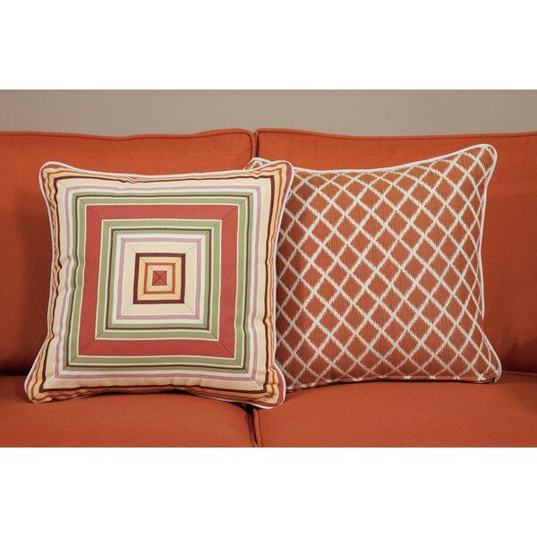 Sowards Medium Indoor/Outdoor Sunbrella Throw Pillow