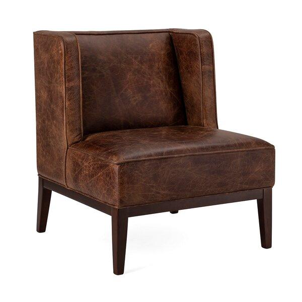 Nakasa Sable Wingback Chair By IMAX