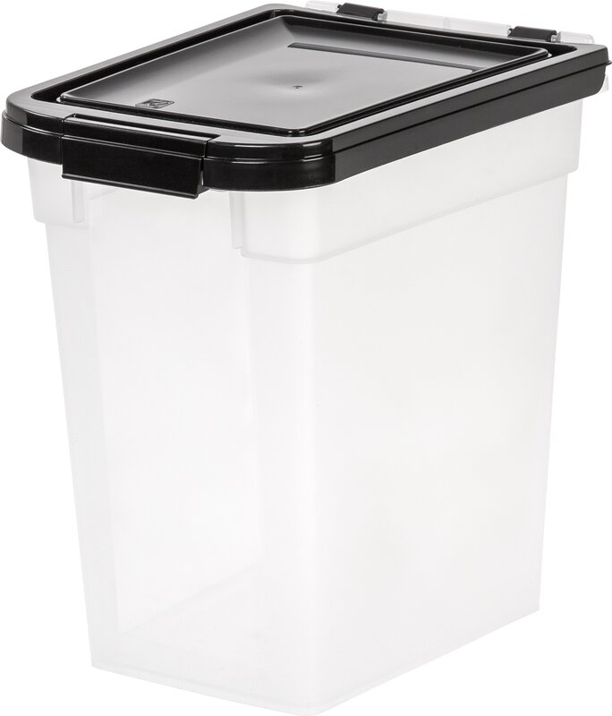 Marvelous Airtight Pet 10 Oz. Food Storage Container