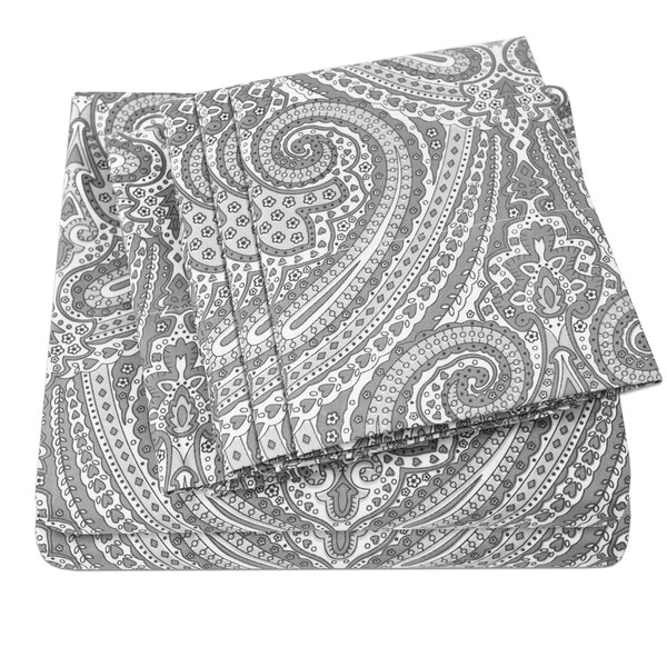 Waddells Egyptian Comfort Sheet Set by Charlton Home