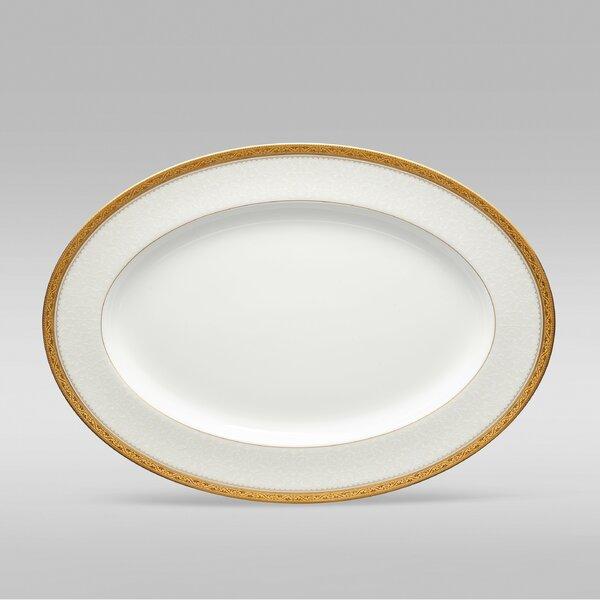 Odessa Oval Platter by Noritake
