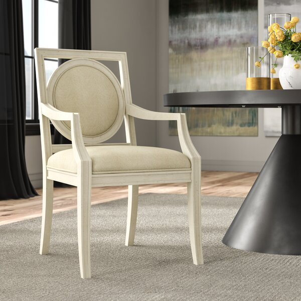 Salon Upholstered Dining Chair (Set of 2) by Bernhardt
